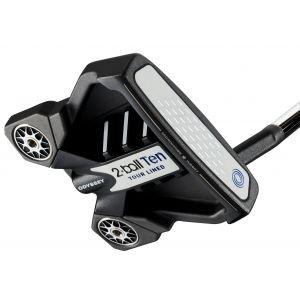 Odyssey 2-Ball Ten Tour Lined S Putter