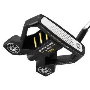 Odyssey Stroke Lab Black Ten S Putter - Oversize Grip