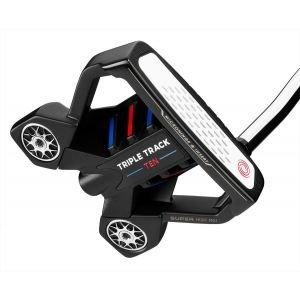 Odyssey Stroke Lab Triple Track Ten Putter 2020 - Pistol Grip