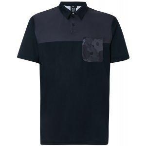 Oakley Camo Evo Pocket Golf Polo Shirt
