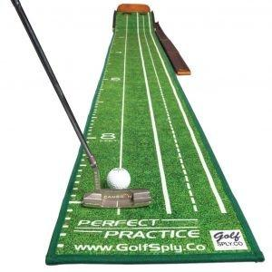 Perfect Practice Perfect Putting Mat Standard Edition