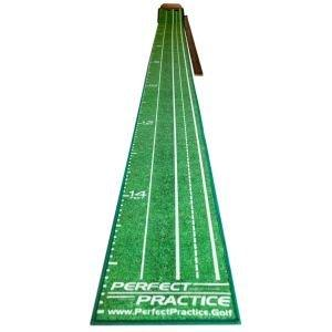 Perfect Practice Perfect Putting Mat XL Edition