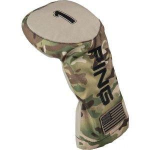 Ping Golf Multicam Driver Headcover