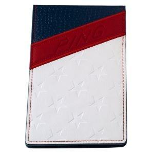 PING Stars & Stripes Collection Golf Yardage Book