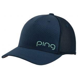 PING Womens Corner Mesh Golf Hat 2020