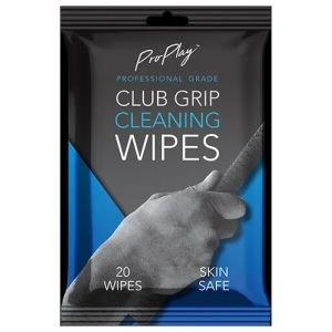 Pro Play Grip Cleaning Wipes