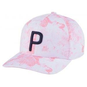 Puma Bloom P Snapback Golf Hat