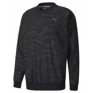 Puma Camo Wind Longsleeve Golf Shirt