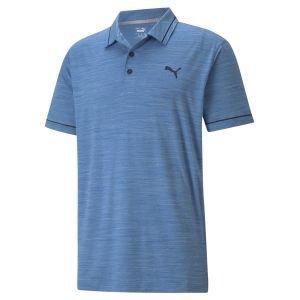 Puma CLOUDSPUN Monarch Golf Polo Shirt 2021 - 03 STAR SAPPHRE - XXL