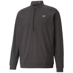 PUMA CLOUDSPUN Moving Day 1/4 Zip Golf Pullover