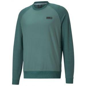 PUMA EGW CLOUDPSPUN PM Crew Neck Golf Sweater