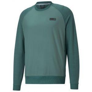 PUMA EGW CLOUDPSPUN PM Crew Neck Golf Sweater
