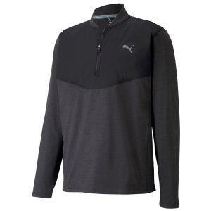 Puma Cloudspun Stlth 1/4 Zip Golf Pullover