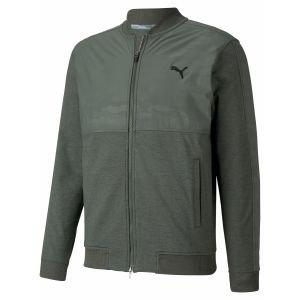 Puma CLOUDSPUN Stlth Camo Golf Jacket