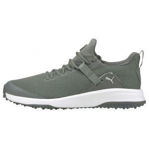 PUMA FUSION EVO Golf Shoes Quiet Shade/Quiet Shade