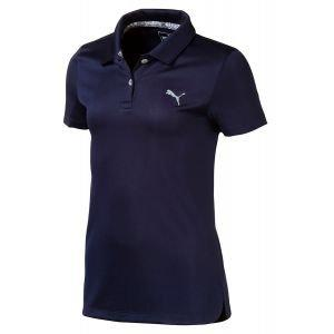 Puma Girls Essentials Junior Golf Polo