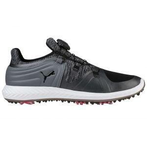 Puma Womens Ignite Blaze Sport DISC Golf Shoes Black/Gray