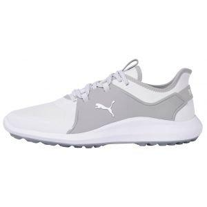 Puma IGNITE Fasten8 Golf Shoes Puma White/Puma Silver/High Rise