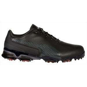 Puma Ignite Proadapt Golf Shoes Black/Dark Shadow