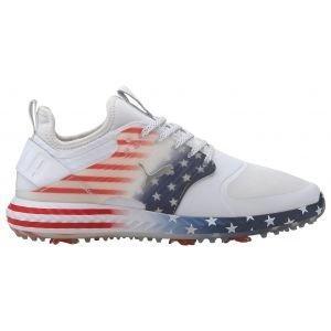 Puma IGNITE PWRADAPT Caged Stars & Stripes Golf Shoes 2020