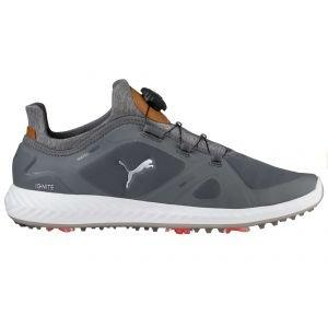 Puma Ignite PWRAdapt DISC Golf Shoes Quiet Shade - ON SALE