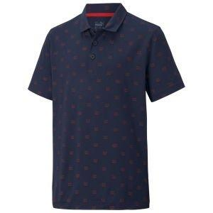 PUMA Junior Boys CLOUDSPUN Bandit Golf Polo