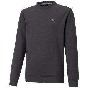 PUMA Junior Boys CLOUDSPUN Golf Crewneck Sweater