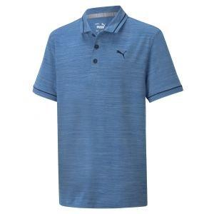 PUMA Junior Boys CLOUDSPUN Monarch Golf Polo