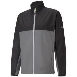 PUMA Junior Boys First Mile Wind Golf Jacket