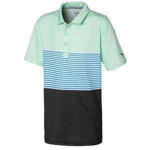 Puma Junior Boys Taylor Golf Polo Shirt