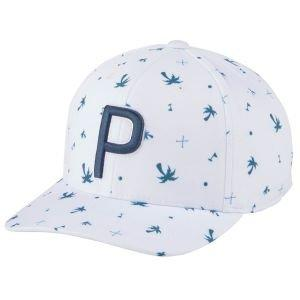 PUMA Junior Youth Palms P Snapback Golf Hat