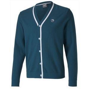 Puma Kings Cardigan Golf Sweater - Arnold Palmer Collection