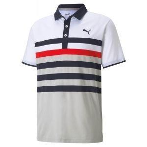 Puma MATTR One Way Golf Polo