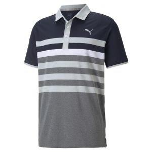 Puma MATTR One Way Golf Polo