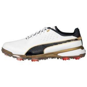 Puma PROADAPT Delta Golf Shoes Puma White/Navy Blazer