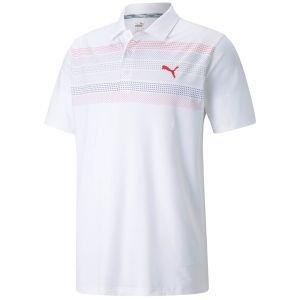 Puma Road Map Golf Polo Shirt