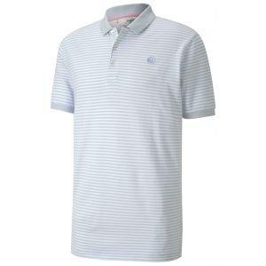 Puma Arnold Palmer Collection Signature Stripe Golf Polo Shirt