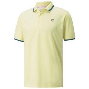 Puma Arnold Palmer Collection Signature Tipped Golf Polo Shirt