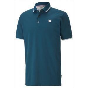 Puma Signature Tipped Golf Polo - Arnold Palmer Collection