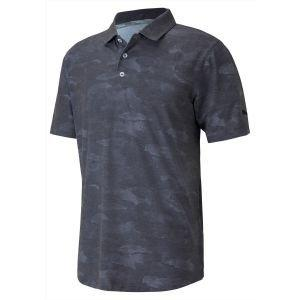 Puma Solarized Camo Golf Polo