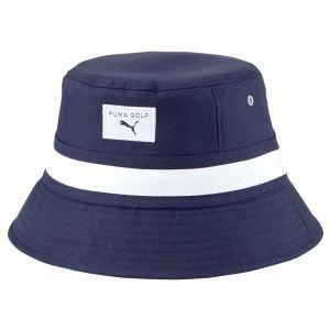 Puma Spring Break Williams Golf Bucket Hat - 01 NAVY BLAZER - S/M