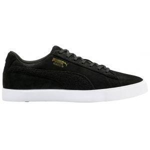 Puma Suede G Patch LE Golf Shoes - Black/Puma Black