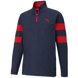 PUMA Torreyana 1/4 Zip Golf Pullover