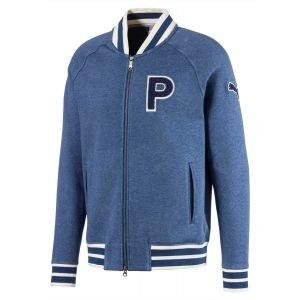 Puma Varsity Fleece Golf Jacket - ON SALE