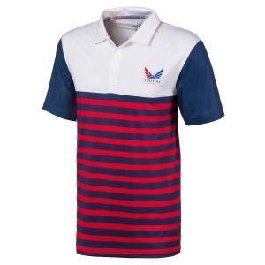 Puma Volition Allegiance Golf Polo Shirt On Sale