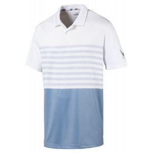 Puma Volition CK6 Flag Golf Polo Shirt - ON SALE