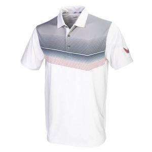 Puma Volition Road Map Golf Polo Shirt - ON SALE