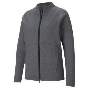 Puma Women's CLOUDSPUN Full Zip Golf Jacket