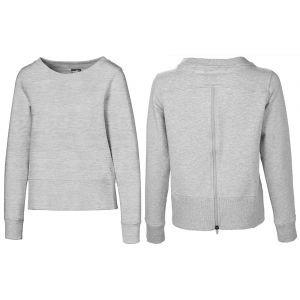 Puma Womens Crewneck Zip Fleece Golf Sweater