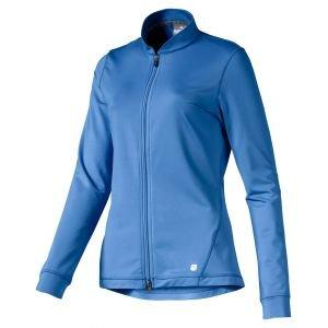 Puma Womens Full Zip Knit Golf Jacket - ON SALE